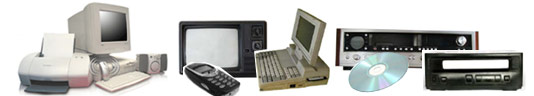 Computer and Electronics Recycling Services